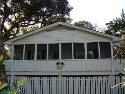 Emerald Isle Single Family Home For Sale: 7513 Sandpiper Lane