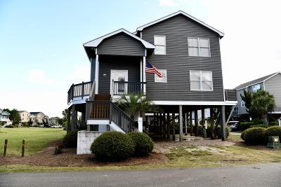 Ocean Isle Beach Single Family Home For Sale: 10 Sandpiper Drive