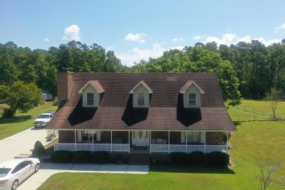 Havelock Single Family Home For Sale: 170 Great Neck Road