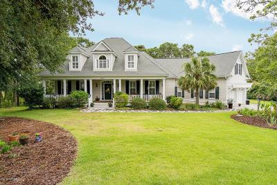 Southport Single Family Home For Sale: 5210 White Ibis Court