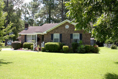 Greenville Single Family Home For Sale: 114 Farmhouse Place