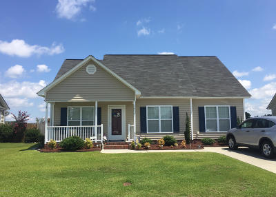 Greenville Single Family Home For Sale: 3817 St Augustine Drive