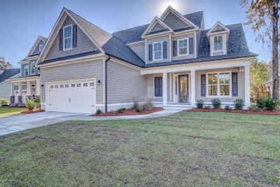 New Hanover County Single Family Home For Sale: 8964 Cobble Ridge Drive