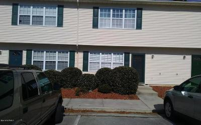 Swansboro NC Condo/Townhouse For Sale: $133,500