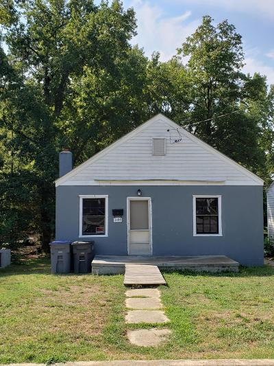 Edgecombe County Single Family Home For Sale: 1105 E Holly Street