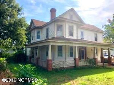 Battleboro Single Family Home For Sale: 112 Ethridge Street