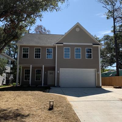 Brunswick County Single Family Home For Sale: 100 NE 77th Street
