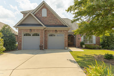 Greenville Single Family Home For Sale: 3509 Rockwood Court