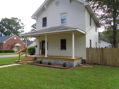 Farmville Single Family Home For Sale: 4073 E Church Street