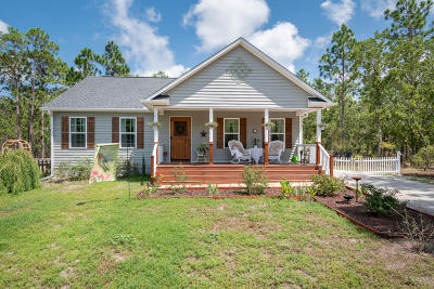 Southport Single Family Home For Sale: 930 Palmetto Road