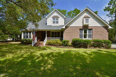 Southport Single Family Home For Sale: 399 N Shore Drive