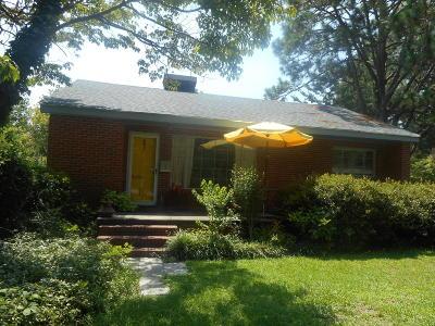 Kinston Single Family Home For Sale: 602 Jones Avenue