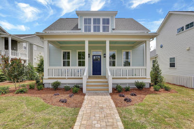 Southport Single Family Home For Sale: 610 Mackenzie Circle