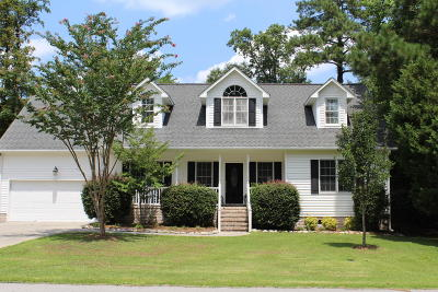 Trent Woods Single Family Home For Sale: 406 Fairway Drive