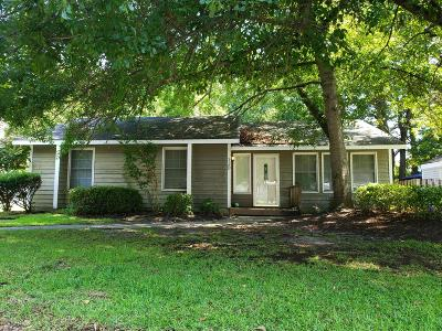 Greenville Single Family Home For Sale: 110 Fletcher Place