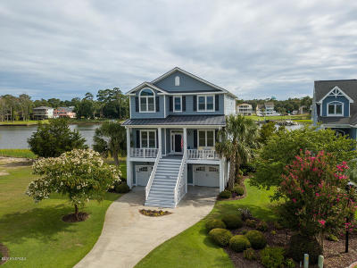 Brunswick County Single Family Home For Sale: 2763 Long Bay Drive SE