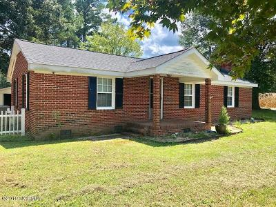 Elm City Single Family Home For Sale: 4936 Temperance Hall Road