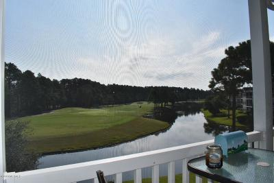 Sunset Beach Condo/Townhouse For Sale: 862 Great Egret Circle SW #5