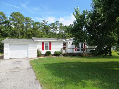 Gloucester NC Manufactured Home For Sale: $100,000
