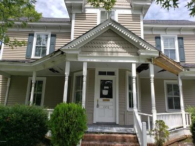 Farmville Single Family Home For Sale: 4358 W Church Street