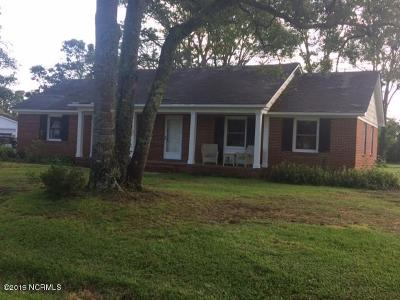 Morehead City Single Family Home For Sale: 588 Robin Road