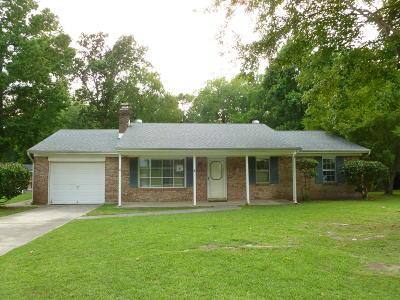 Jacksonville Single Family Home For Sale: 156 Balsam Road