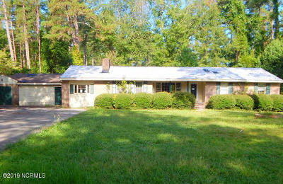 Lake Waccamaw Single Family Home For Sale: 87 Center Drive