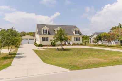 Harkers Island Single Family Home For Sale: 189 Davis Street