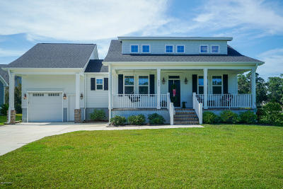 Beaufort Single Family Home For Sale: 109 N River Club Drive