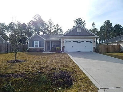 Sneads Ferry Rental For Rent: 413 Blue Pennant Court