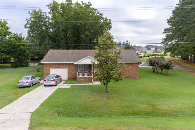 Greenville Single Family Home For Sale: 3143 Portertown Road