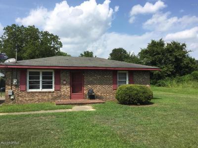 Rocky Mount Single Family Home For Sale: 100 W Hudson Street