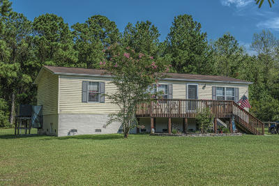 Havelock NC Manufactured Home For Sale: $129,900