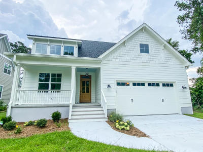 New Bern Single Family Home For Sale: 214 Shoreview Drive