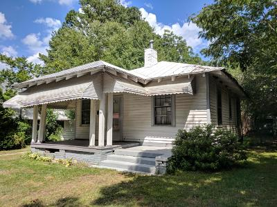 Nash County Single Family Home For Sale: 711 S Pine Street