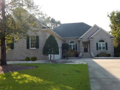 New Bern Single Family Home For Sale: 206 Mellen Road