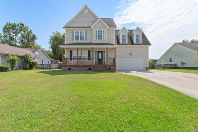 Sneads Ferry Single Family Home For Sale: 303 Celtic Ash Street