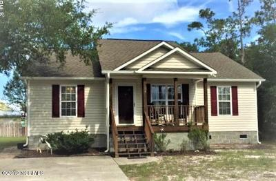 28465 Single Family Home For Sale: 134 NW 13th Street