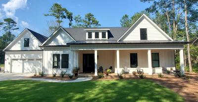 New Hanover County Single Family Home For Sale: 2025 Montrose Lane