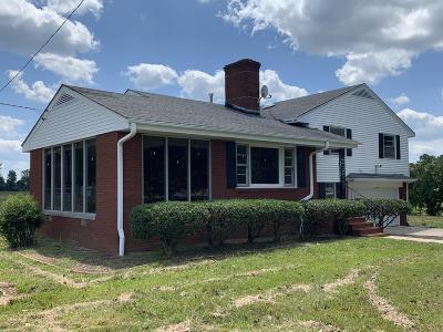 Kinston Single Family Home For Sale: 2799 Grainger Station Road