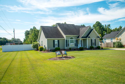 Greenville Single Family Home For Sale: 2907 Anderson Creek Drive
