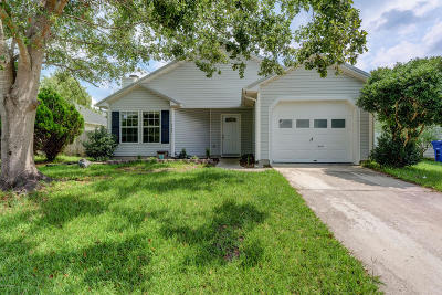 Single Family Home For Sale: 3105 Belmont Court