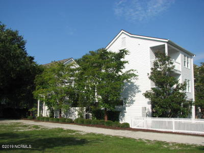 Beaufort NC Condo/Townhouse For Sale: $364,000