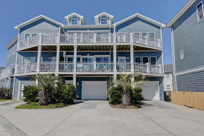 New Hanover County Condo/Townhouse For Sale: 202 Fort Fisher Boulevard N #A-4