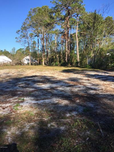 New Hanover County Residential Lots & Land For Sale: 5525 Wrightsville Avenue
