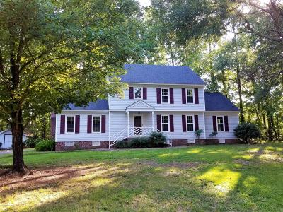 Nash County Single Family Home For Sale: 748 Eagles Terrace