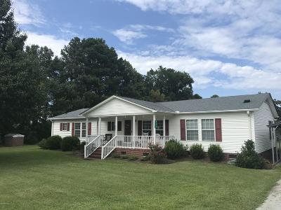 Grimesland Manufactured Home For Sale: 862 Godley Road