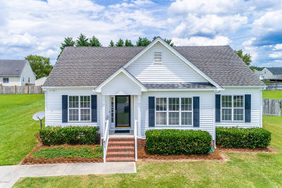 Winterville Single Family Home For Sale: 677 Ashley Meadows Drive