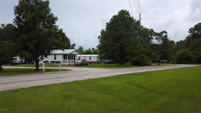 Brunswick County Single Family Home For Sale: 1681 Price Road NE