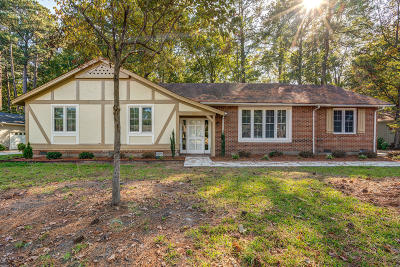 Rocky Mount Single Family Home For Sale: 2413 Winstead Road